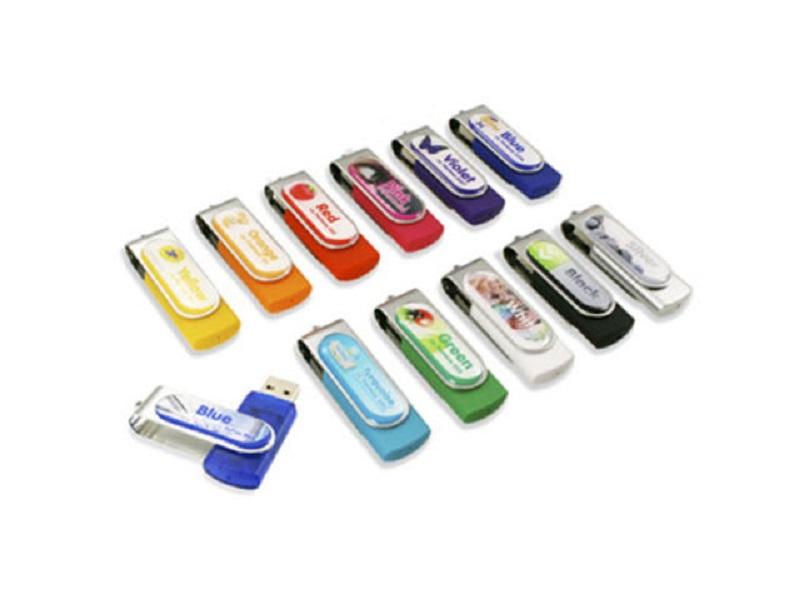 Les avantages de l'utilisation de clés USB comme produit promotionnel