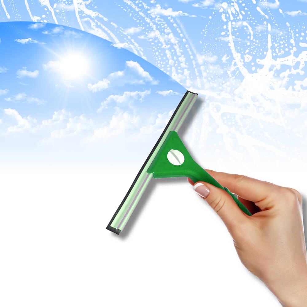 Que propose un nettoyage de vitres à domicile ?