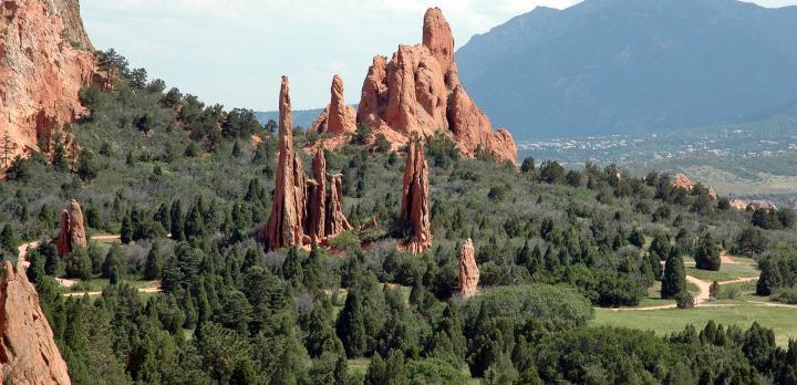 Partir en voyage au Colorado : les sites à découvrir