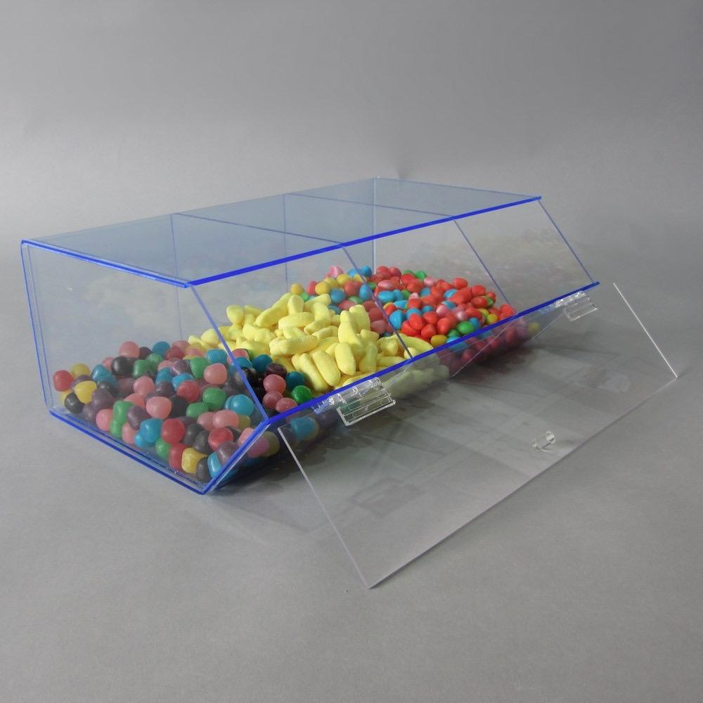 Installer un présentoir à bonbons : bonne alternative pour mettre en avant sa confiserie