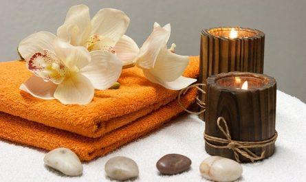 Le bonheur du massage