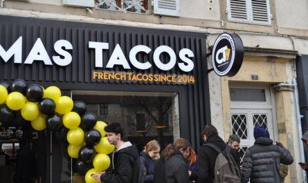 ouvrir une franchise tacos