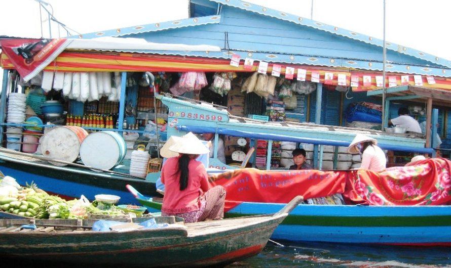 Des conseils pour faire un bon shopping pendant un voyage au Cambodge